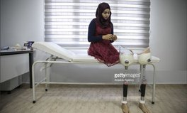 Article: Women and Girls With Disabilities Are 'Doubly Vulnerable' in Conflict and Crisis