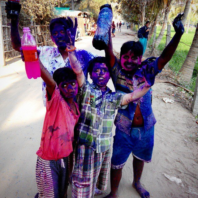Holi Festival photo essay b3