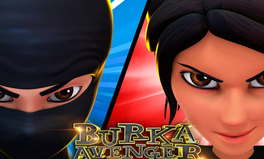 Article: Meet the UN's New Superhero Fighting for Girls' Education: Burka Avenger