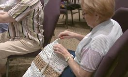 Article: These Women Are Weaving Plastic Bags for a Really Good Cause