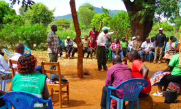 Article: 'Peace Ambassadors' Ease Water Conflicts in Drought-Prone Kenya