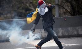 Article: Boy, 14, Dies as Venezuela Protests Spread to Poor Neighborhoods