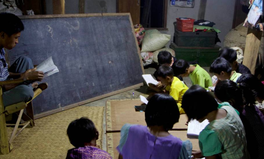 Article: Kids in Myanmar Don't Have to Study by Candlelight Anymore – Thanks to Solar Power