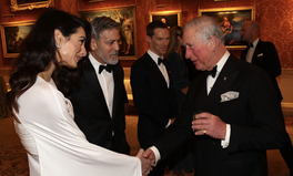 Article: Amal Clooney and Prince Charles Teamed Up to Create an Award to Empower Women