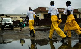 Artikel: Powerful images from the response to the Ebola outbreak