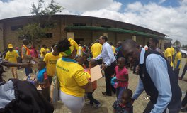 Article: How the Motsepe Foundation Uplifts Disadvantaged Communities During the Holidays