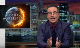 Video: 7 Blistering Takeaways From John Oliver's Climate Change Rant