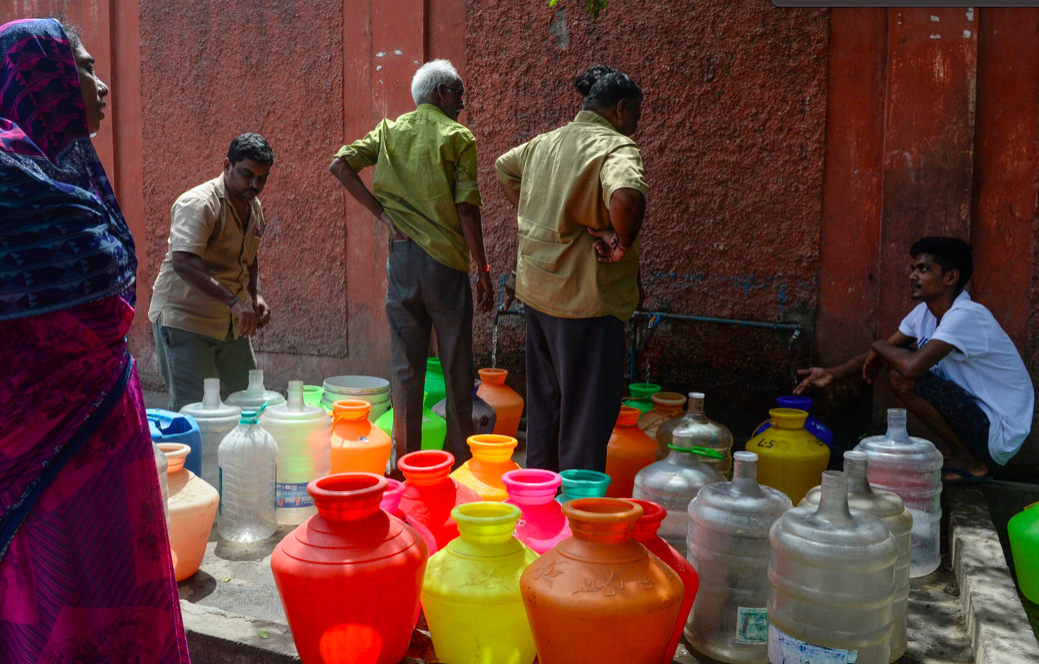 India's 6th Biggest City Is Running Out of Water