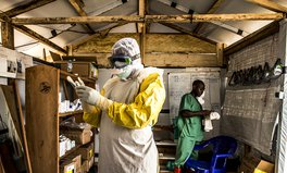 Article: The DRC Has a New Ebola Outbreak. It's Now Fighting Ebola, COVID-19, and Measles.