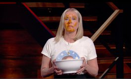 Article: Chelsea Handler Did a Face-Plant in a Bowl of Spaghetti to Help End World Hunger