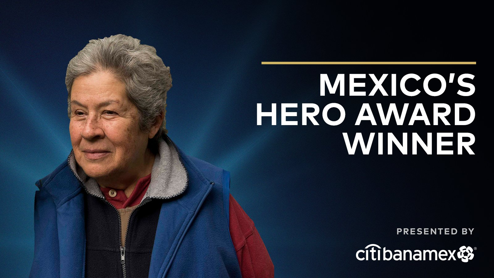 Mexico' Hero Award
