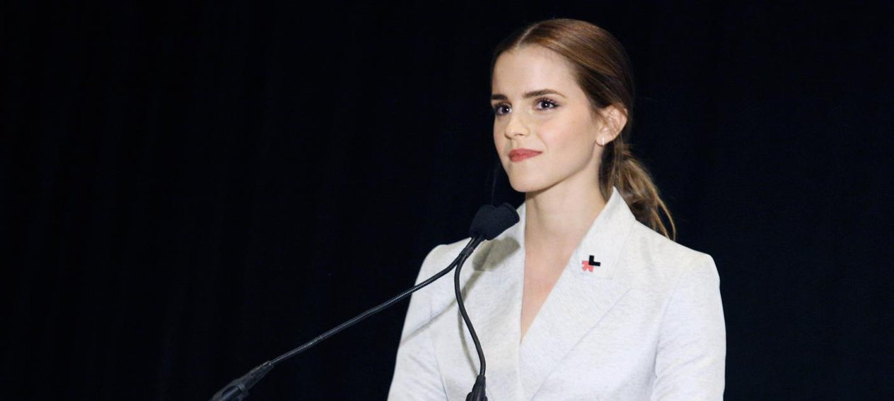 Emma Watson Men Gender Equality Is Your Issue Too
