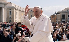 Article: Pope Francis Forms Unusual Partnership to Call for Environmental Protection