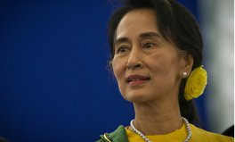 Article: Nobel Peace Prize winner Aung San Suu Kyi's party takes historic control of Myanmar's Parliament