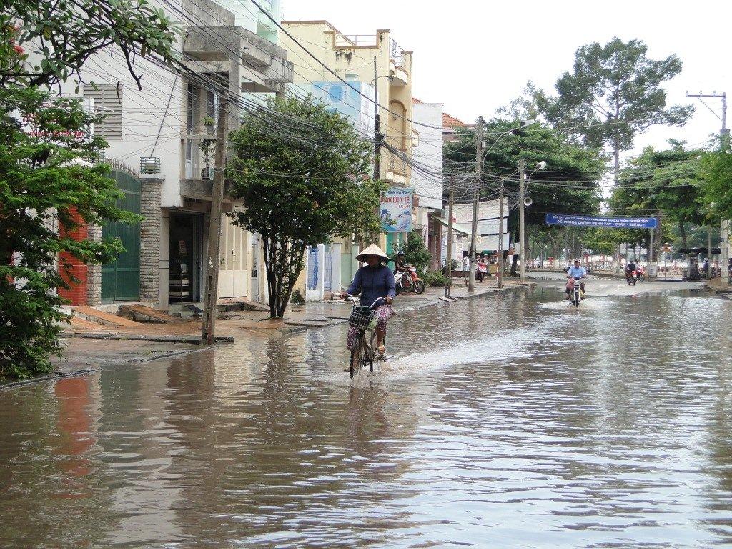 Flooding in Vietnam