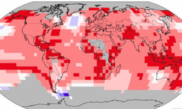 Article: 2016 Was Hottest Year Ever as Earth Undergoes 'Big Changes'
