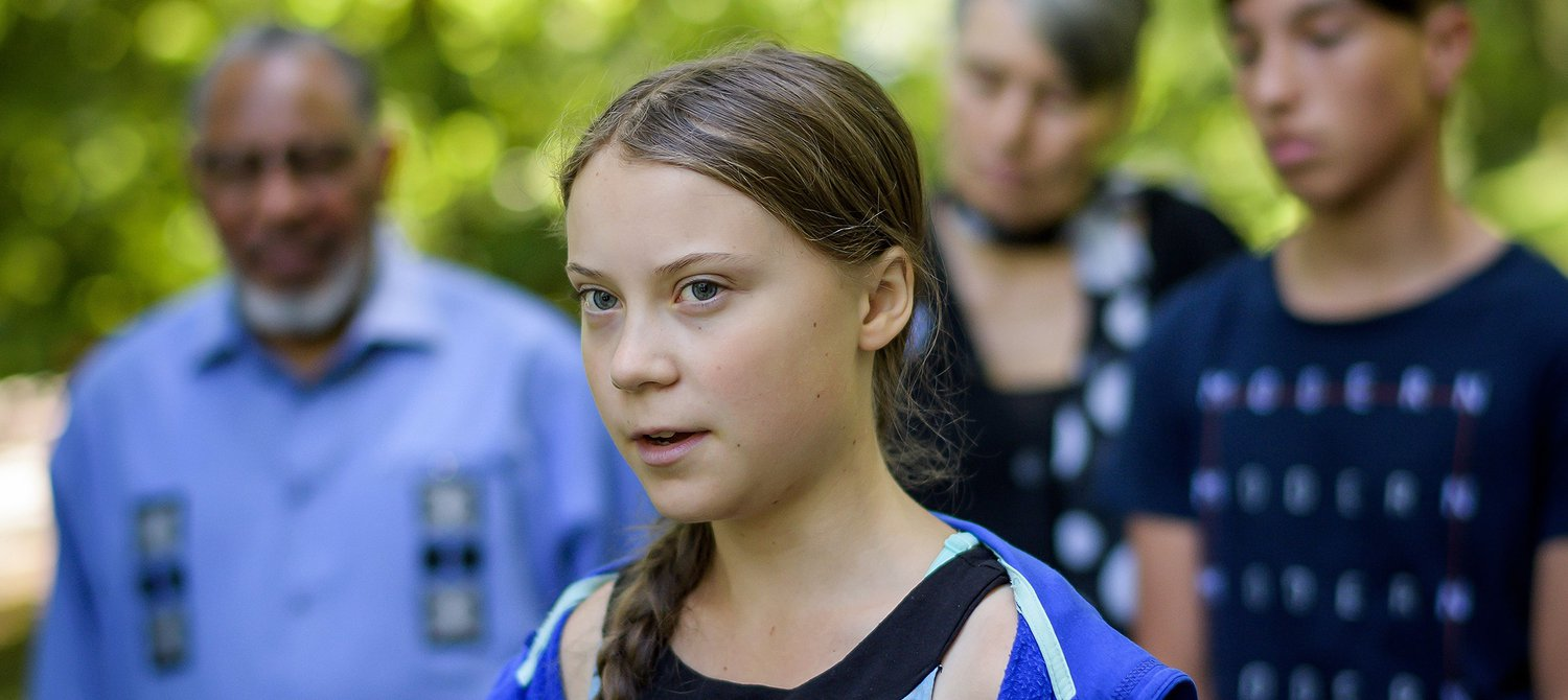 Greta Thunberg Keeps Talking About Carbon Budgets. Here's Everything You Need to Know.