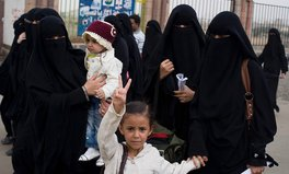 Article: Women Aren't Just Victims of the Conflict in Yemen – They're Also the Heroes