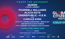 Article: Here's Who Is Playing the 2019 Global Citizen Festival in NYC