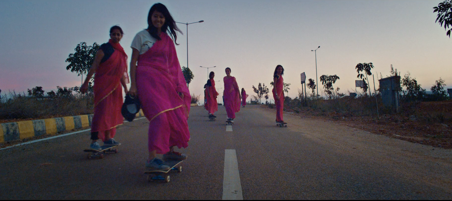 Skateboarding Women in India Challenge Gender Norms in This Must-Watch Video