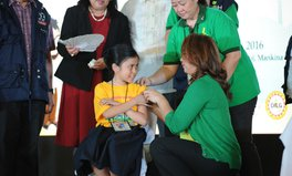 Article: Philippines launches world's first mass vaccination for dengue fever