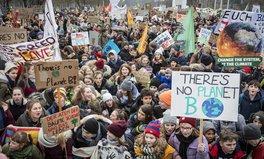 Artículo: Estudiantes de todo el mundo se declaran en huelga por el cambio climático