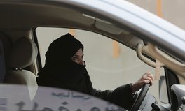 Article: Saudi Authorities Arrest Women's Rights Activists Ahead of Lifting Driving Ban