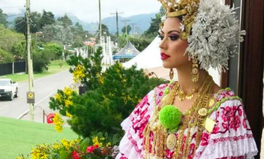 Article: Panama's First Indigenous Beauty Queen Is Breaking Down Social Barriers