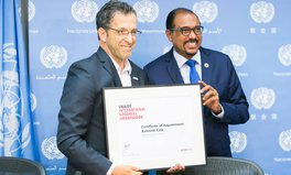 Article: Kenneth Cole strengthens fight against AIDS as UN ambassador