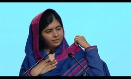 Video: Watch Malala's new speech to world leaders in Norway