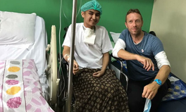 Artikel: This Fan Just Got the Surprise of His Life, Thanks to Coldplay's Chris Martin