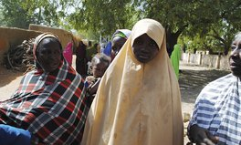 Article: 101 Nigerian Schoolgirls, Captured by Boko Haram, Were Freed After 1 Month in Captivity