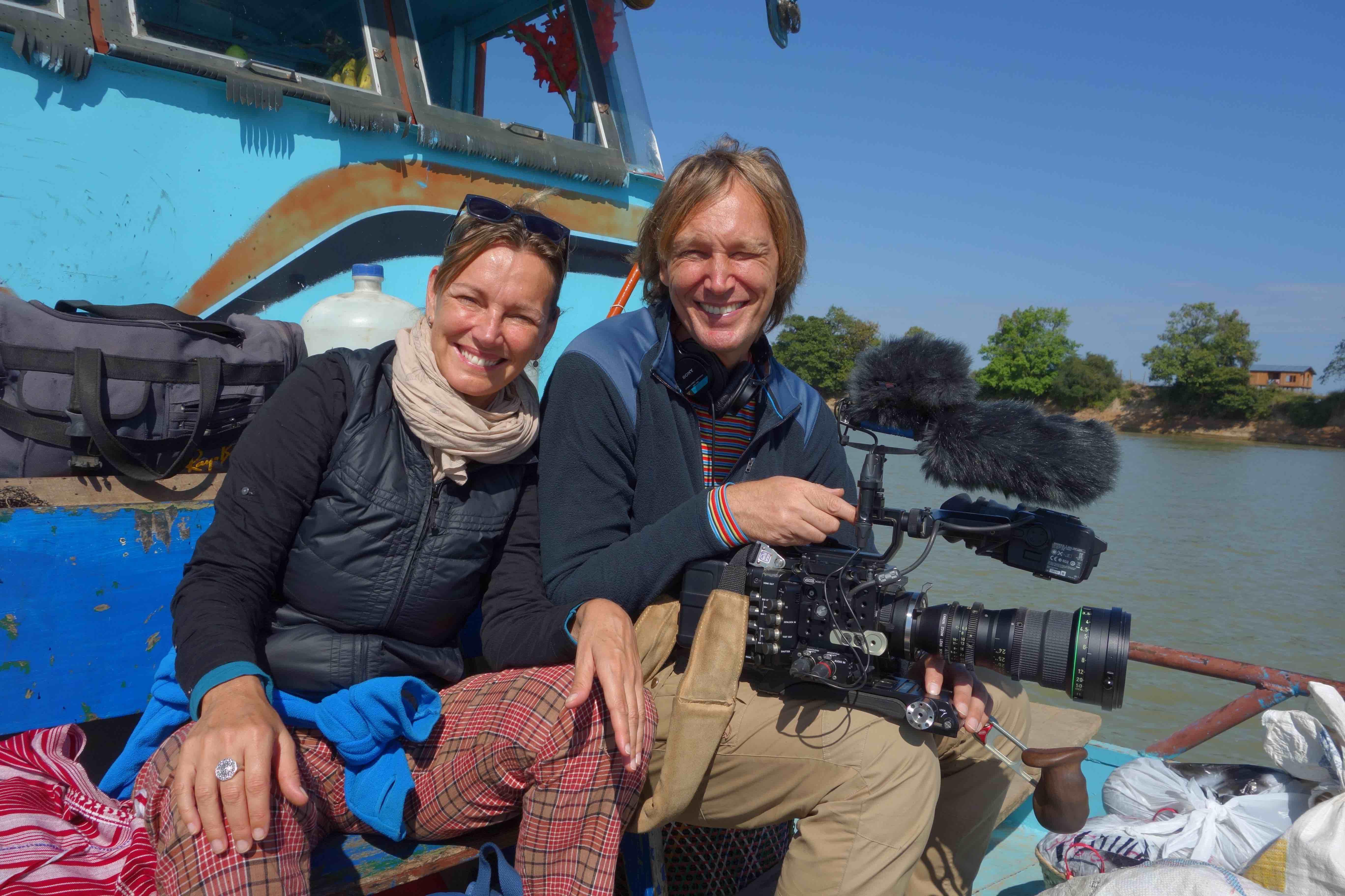 Petr Lom and Corinne van Egeraat.jpg