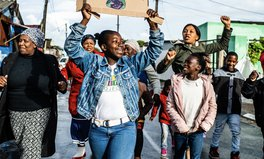 Article: In a Sea of Denial, This 11-Year-Old South African Activist Is Speaking Out Against Climate Injustice
