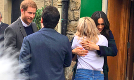 Article: Harry & Meghan Just Visited This Scottish Homeless Charity