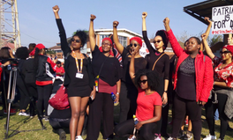 Article: South Africa Women's Month Kicks Off With Protests Against Violence