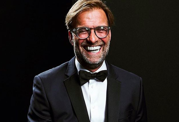 Liverpool Boss Jurgen Klopp Pledges to Donate 1% of His Salary to End Extreme Poverty