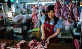 Artikel: China reduziert Fleischkonsum fuer den Klimaschutz
