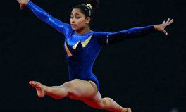 Artikel: This 22-year old is the first Indian female gymnast going to the Olympics
