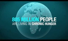 Video: Rethink world hunger