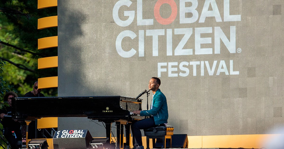 Global Citizen Prize Honorees to Be Recognized Dec. 13 at London's Royal Albert Hall