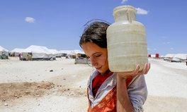 Artículo: 420 Million Children Living in Crisis Don't Have Basic Sanitation: UNICEF