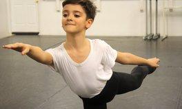 Artikel: 11-year-old Dancer is Proud to be a Trailblazing Boy in Ballet