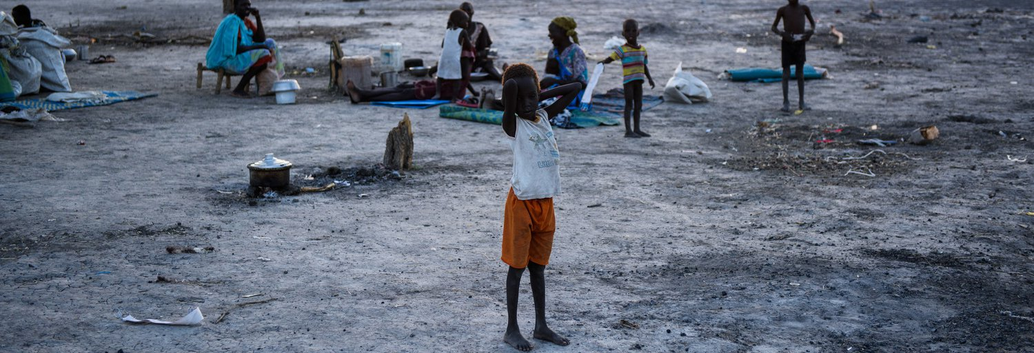 South Sudan Is Deliberately Starving Civilians, UN Says