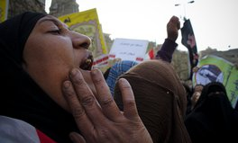 Article: Majority of Egyptians OK With Sexual Harassment if Woman Dressed 'Provocatively': Poll