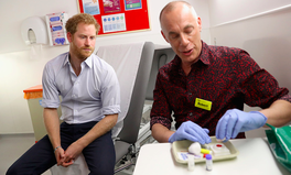 Article: Prince Harry Takes HIV Test to Raise Awareness