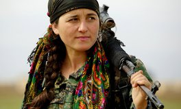Artikel: Meet the Women Fighting ISIS in Syria