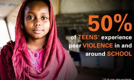Article: Help UNICEF and Global Citizen to #ENDViolence in Schools