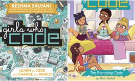 Article: There's a New Book Series for Young Girls, and It Wants to Close the Gender Gap in Tech
