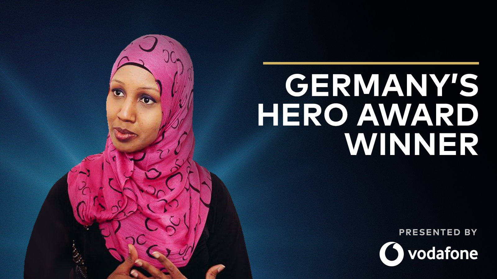 Germany's Hero Award